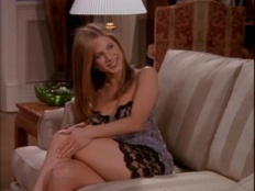 Friends 04x18 : The One With Rachel's New Dress- Seriesaddict